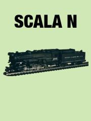 thumbLOCOMOTIVA A VAPORE 0-8-0 SCALA N