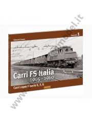 4409 1 fascicolo carri fs italia 1905 1960 carri coperti serie e f g